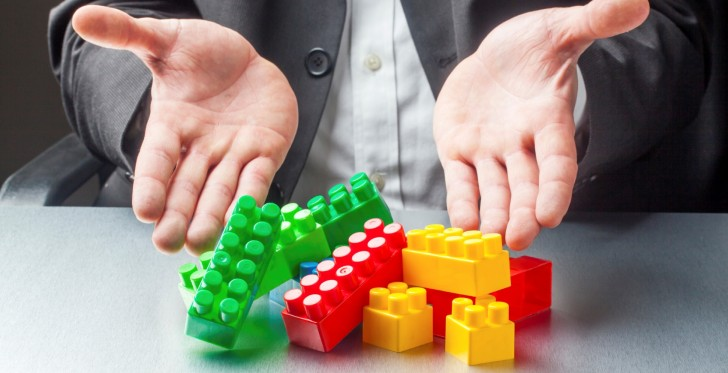 How to Use Legos to Help Build Your Financial Digital Marketing and Sales Engine