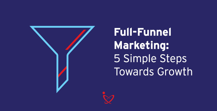 Full-Funnel Marketing: 5 Simple Steps Towards Growth
